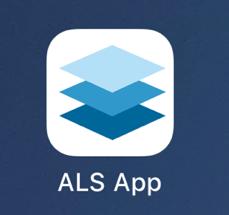 ALS-APP Logo